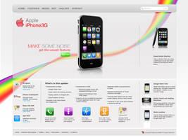 apple style UI by neil-gfx