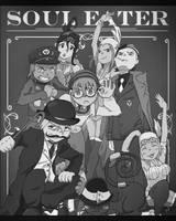 Soul Eater, circa 1928 by theghostlyartist