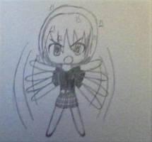 Angry Chibi by iamanimegirl12