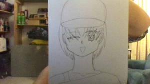 The Girl in the Fabulous Hat by iamanimegirl12