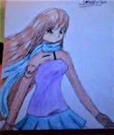 Naoko Takeuchi(?) by iamanimegirl12
