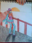 One of My Final Projects For Art Class Pt. 2 by iamanimegirl12