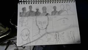 Comic Practice by iamanimegirl12