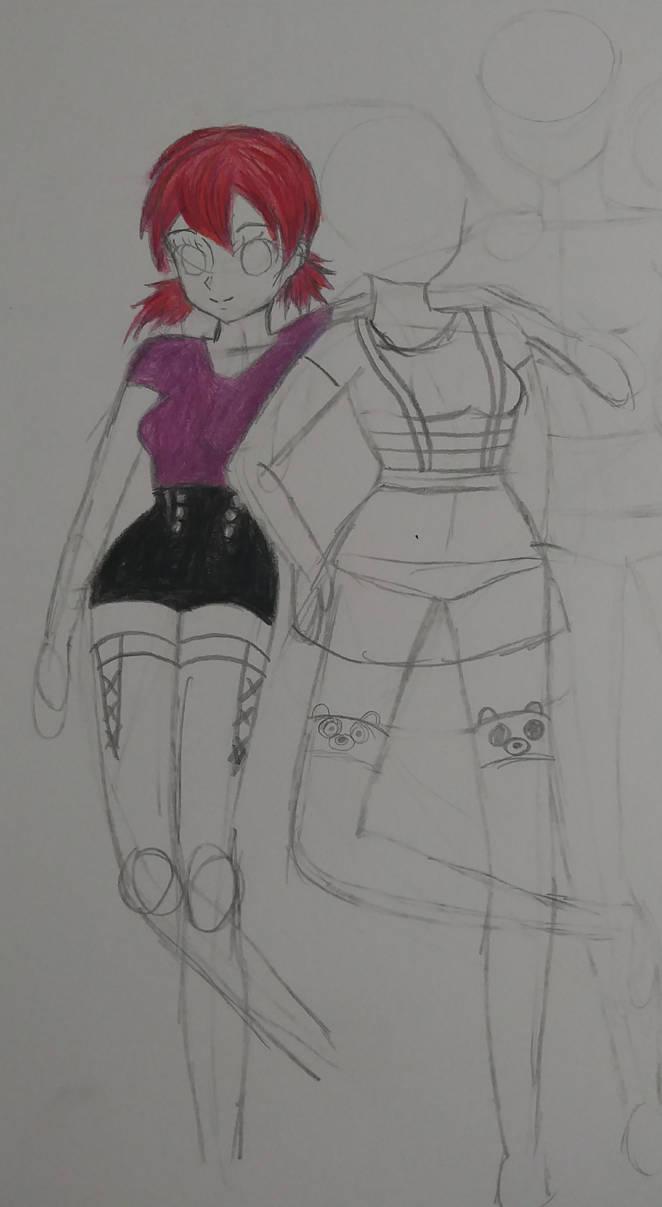 Lolita Sketch by iamanimegirl12
