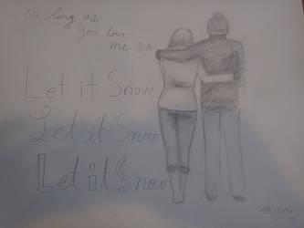 Let it Snow by iamanimegirl12