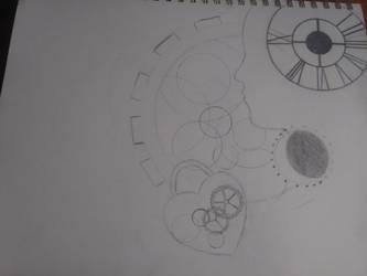 Steampunk Surrealism (unfinished) by iamanimegirl12