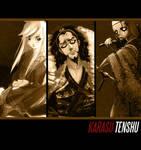 karasu tenshu by Julian-Grei