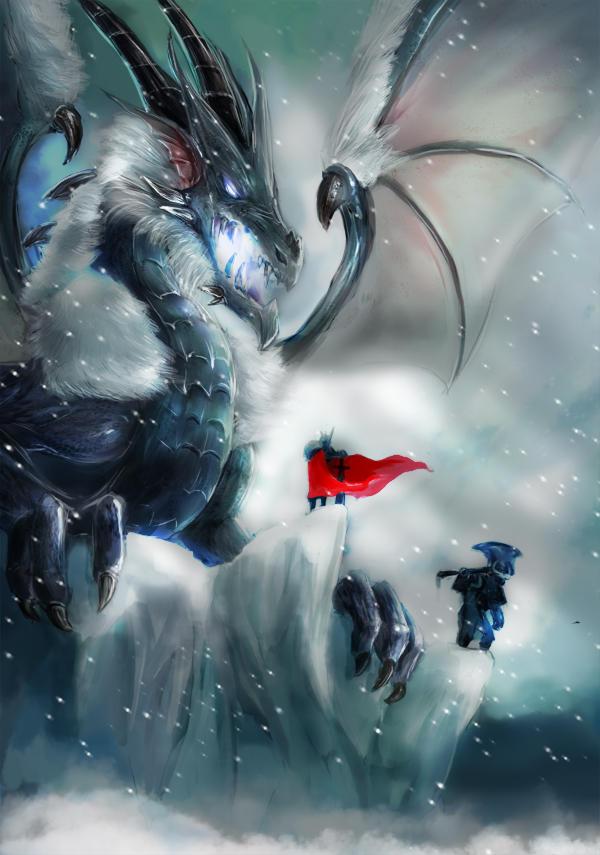 Cold kings by Julian-Grei