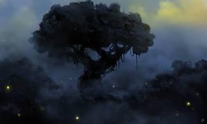 The Eldest Tree by Spookydier