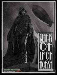 Nights of Ironhorse Style 2 by sofcomics