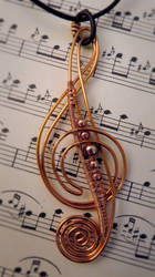 Treble Clef Gift by a-kid-at-heart