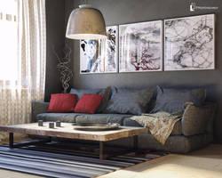 Interior by Pavel-Rentone