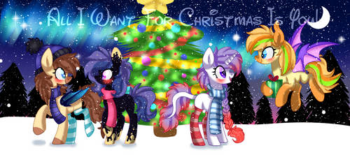 All I Want For Christmas Is You! by xXWhiteAngelsXx