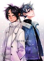 Winter by bairu
