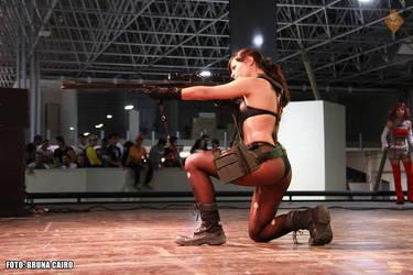 Quiet - Metal Gear Solid V,  Cosplay by Marysaura by Marysaura