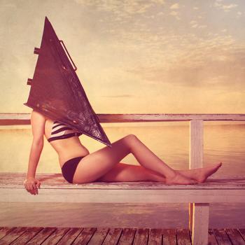 Pyramid Head by Varjoaine