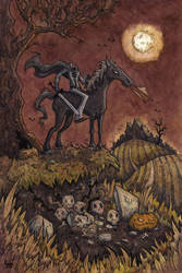New Sleepy Hollow by CorinneRoberts