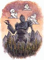 Iron Giant by CorinneRoberts