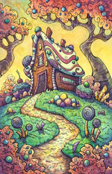 Candyland by CorinneRoberts