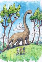 Jurassic Park by CorinneRoberts