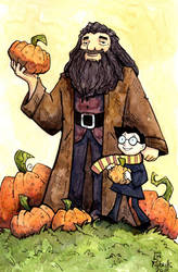 Hagrid by CorinneRoberts