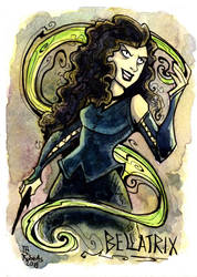 Bellatrix by CorinneRoberts