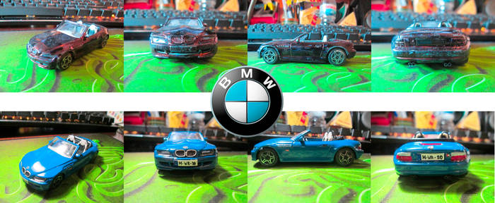 Bmw-m-roadster by Neves7seven