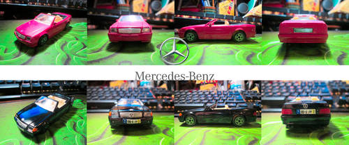 Mercedes-500-sl by Neves7seven