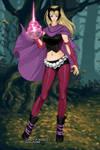 Animated Superheroines: Eilonwy by diangeloshepherd
