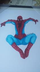 Spider Man by SoraKamijo