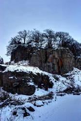 On rocky ground by elmtree213