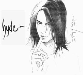 keep silence :hyde: by glen1174