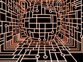 Clu's Grid by SweetAmberkins