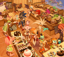 Bakery by knockabiller