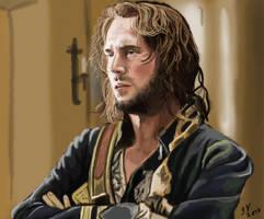 James Norrington by IdaHarra