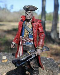 Custom 6 inch Hancock Figure from Fallout 4 by PlasticSurgen