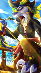 Pirate Kilat by MarAlmok