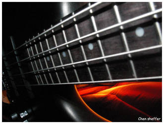 Guitar by chenchen