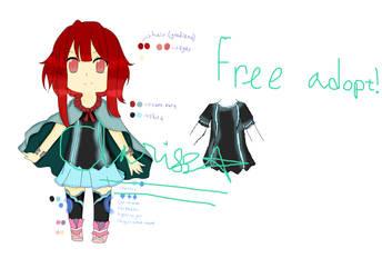 Free adoptable? by nachi-rea