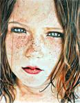 Freckles by AndresBellorin-ART