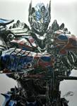 Optimus Prime by AndresBellorin-ART