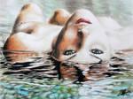 Peaceful by AndresBellorin-ART