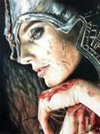 Valkyrie by AndresBellorin-ART