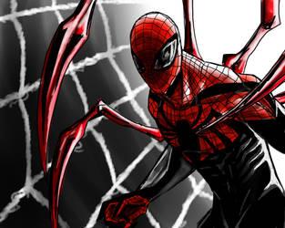 Superior Spiderman by AndresBellorin-ART