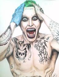 Joker by AndresBellorin-ART