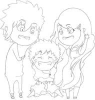 Uzumaki Family by xxPurexInnocencexx