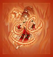 Foxfire by Anniasha