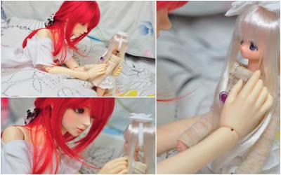 Miko chan by lipslock