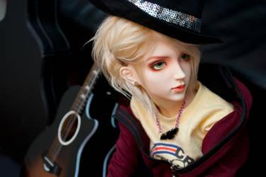 Syo Kurusu by lipslock