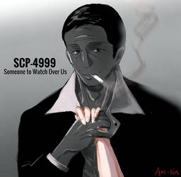 SCP-4999 by amsin-indigoswallow